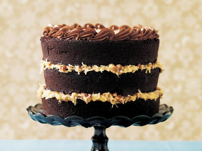 German Chocolate Cake | Cookstr.com