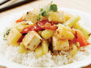 Sweet and Sour Stir-Fried Vegetables