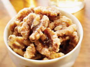 Candied Cinnamon Walnuts