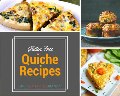 Gluten Free Quiche Recipes