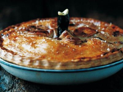 Deep-Dish Chicken Pie