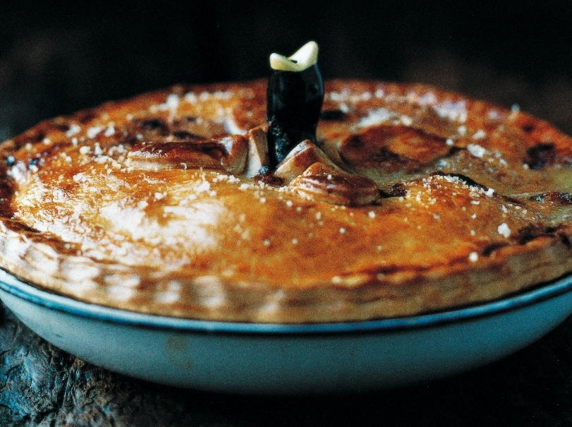 Deep Dish Chicken Pie Cookstr