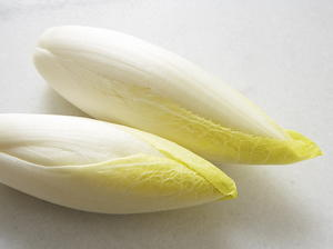 Orange, Belgian Endive, and Quinoa Salad with Champagne Vinaigrette