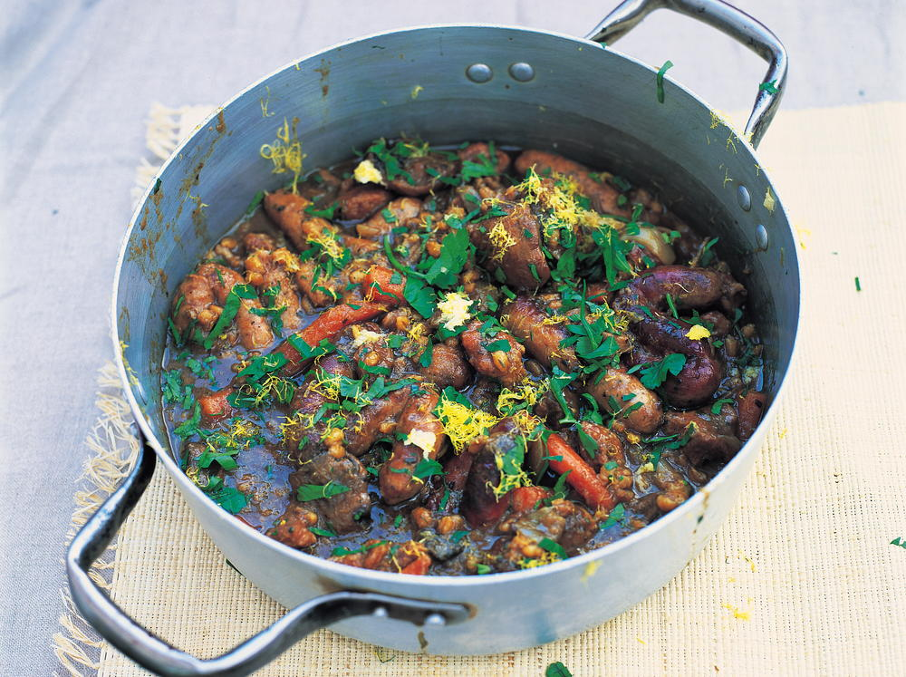 Dark Sticky Stew Cookstr Com