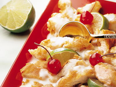 Chicken with coconut sauce cookstr my notes forumfinder Choice Image