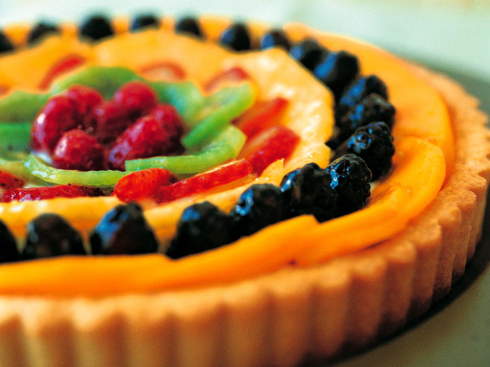 Fresh Fruit Tart Cookstr Com