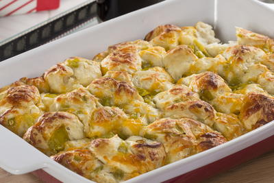 Pull-Apart Cheese Bread