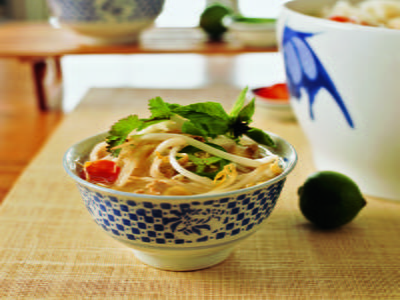Lemongrass Chicken Pho Recipe
