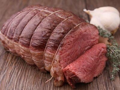 beef top round roast recipe cookstr com