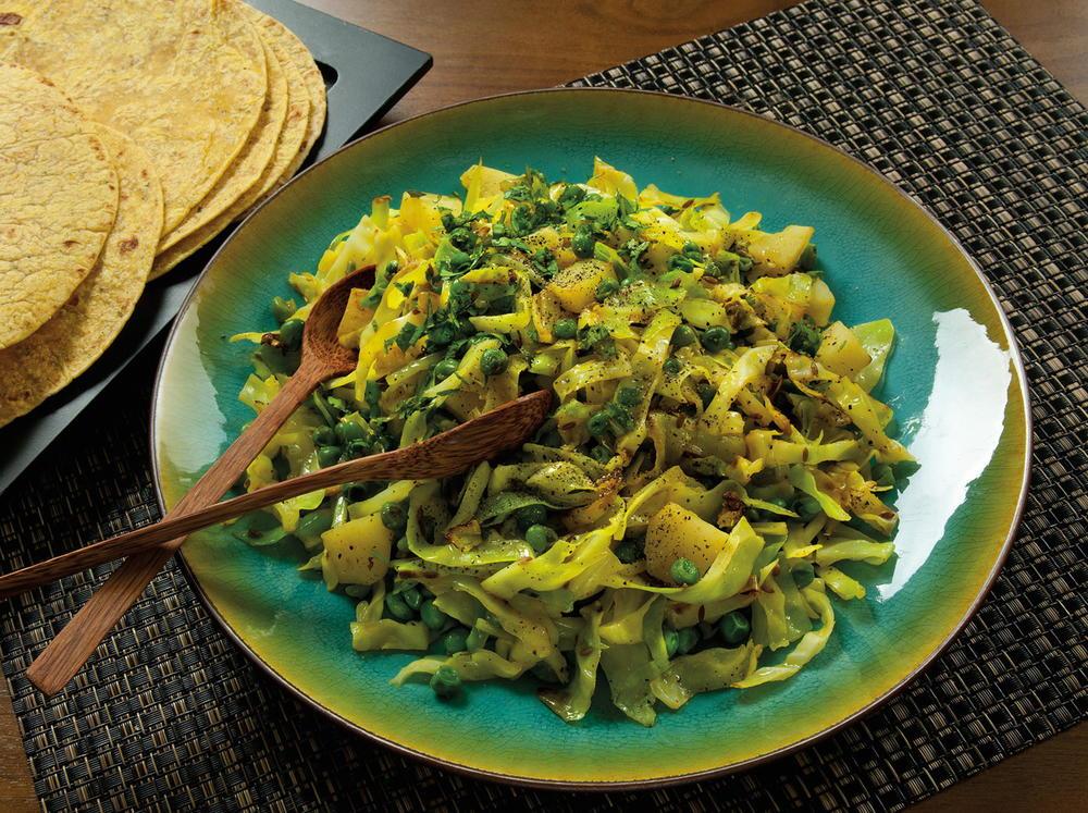 Punjabi style cabbage cookstr forumfinder Choice Image