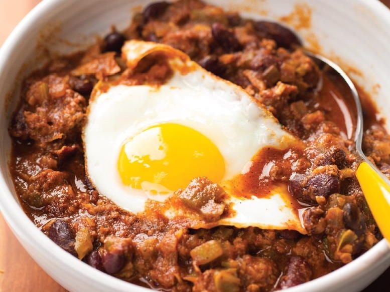 34 easy mexican food recipes cookstr sunny side chili forumfinder Images