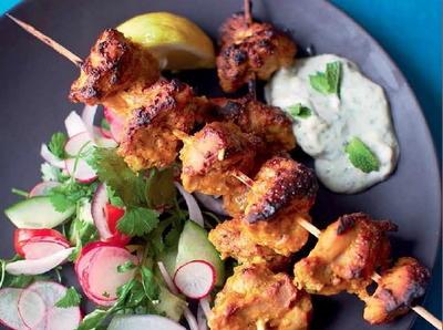 Oven Roasted Chicken Tikka Cookstr Com