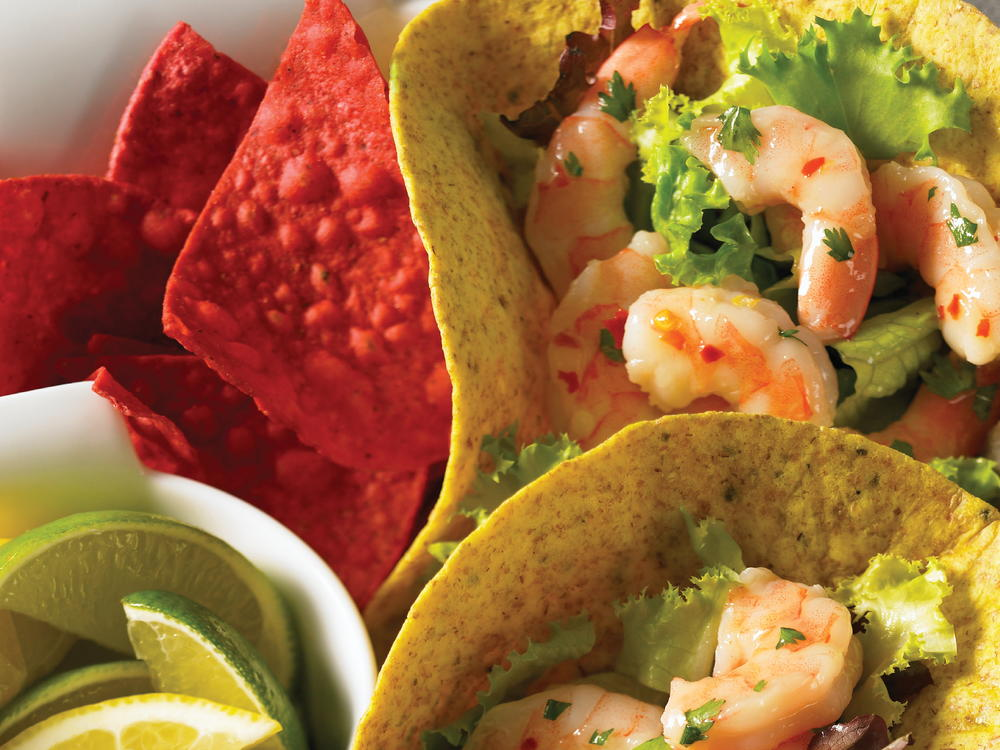 34 easy mexican food recipes cookstr tequila shrimp tacos forumfinder Choice Image