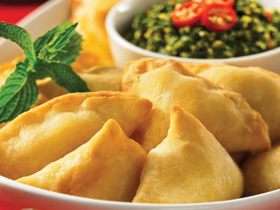 Shrimp Samosas Cookstr Com