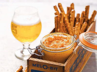 Pimento Beer Cheese