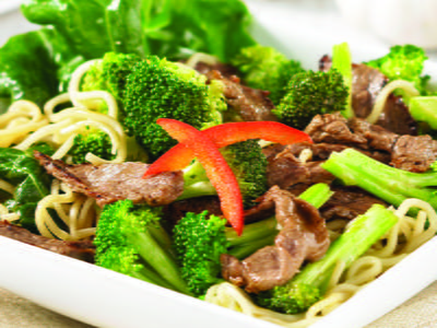recipe oyster Asian beef and broccoli