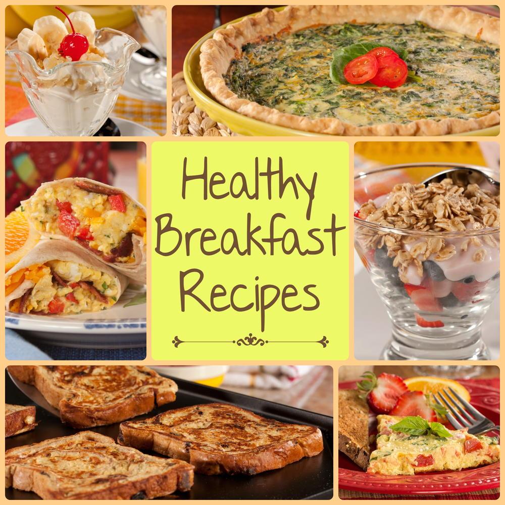 Everydaydiabeticrecipes Com: 12 Healthy Breakfast Recipes