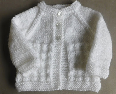 Charlie Baby Cardigan