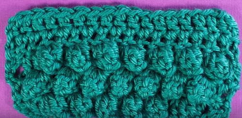 How to Crochet Popcorn Stitch