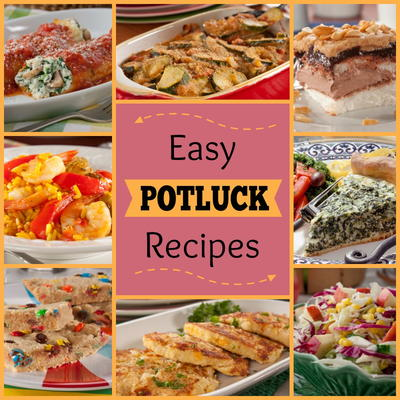 We Know You Have Plenty Of Potlucks To Attend As The Summer Season Kicks Into High Gear But Even When Sun Isnt Blazing All Potluck Ideas
