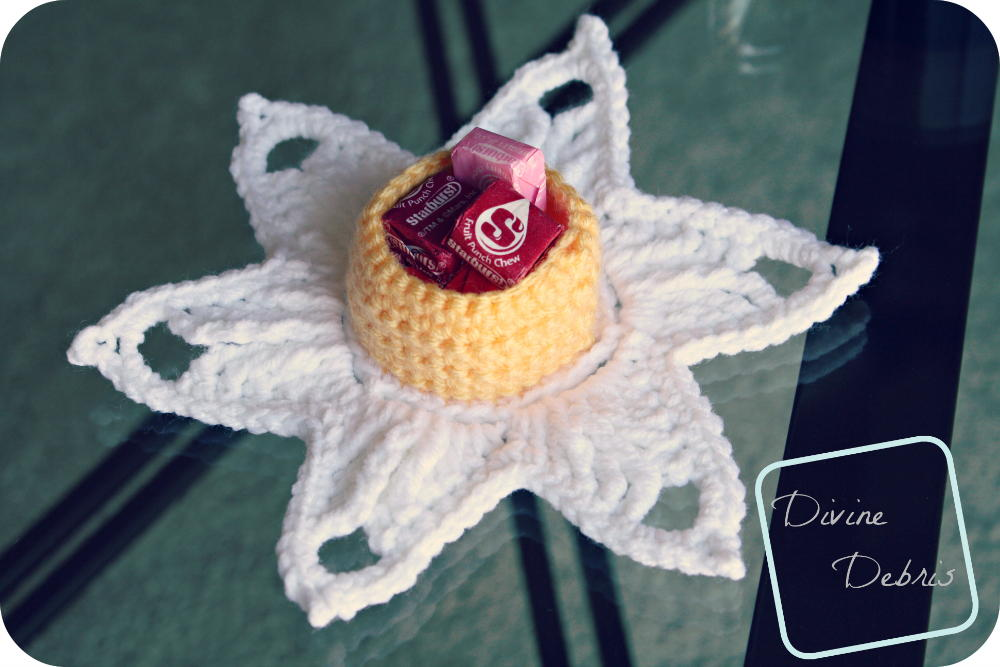 Darling Daffodil Crochet Pattern Favecrafts
