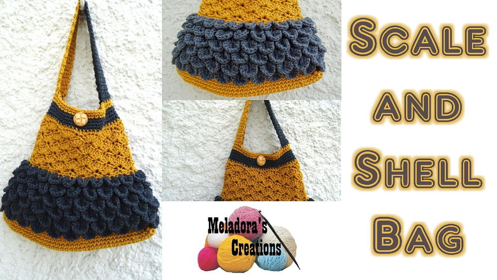 Bonito Patrón De Crochet Shell Fotos - Ideas de Patrones de Costura ...