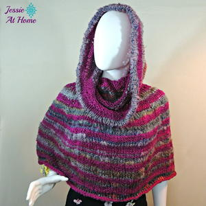 Magical Hooded Poncho