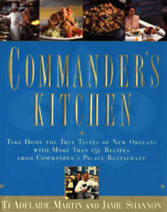 Commanders Kitchen
