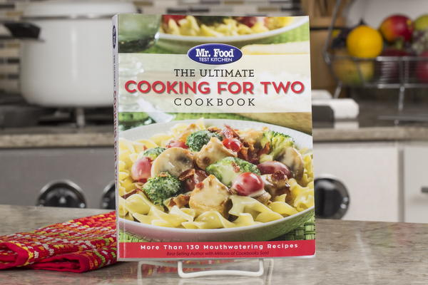 The ultimate cooking for two cookbook mrfood cooking for two cookbook forumfinder Gallery