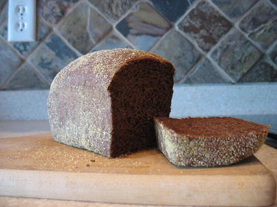 Outback Black Bread Copycat