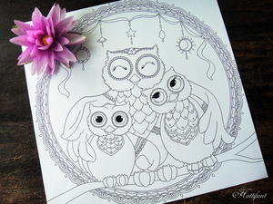 Advanced Coloring Pages Of Letters : Adult coloring book pages free and printable favecrafts