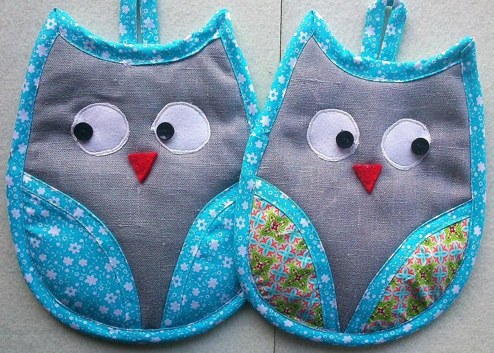 Owl-Hotpads \