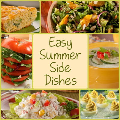 10 easy summer side dishes everydaydiabeticrecipes this collection of easy diabetic side dishes includes all the summer sides youll need for the barbecues potlucks and parties you will be attending forumfinder Image collections
