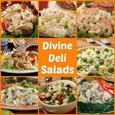 56 Divine Deli Salad Recipes