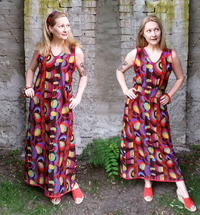 Simply Groovy DIY Maxi Dress