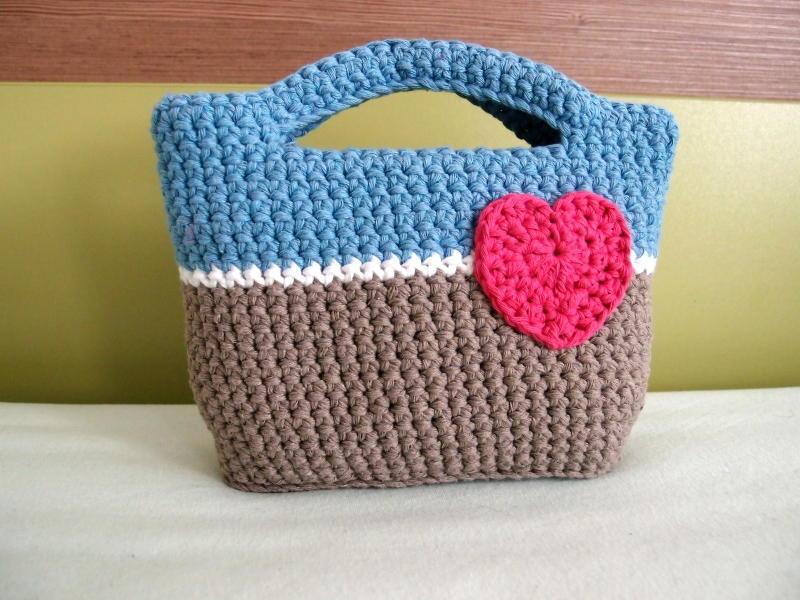 Frozen Inspired Bag Allfreecrochet