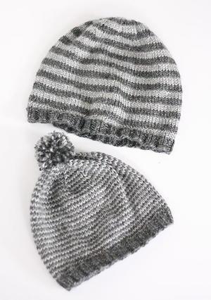 Beginner Hat Knitting Pattern Favecrafts