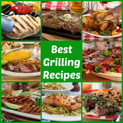 Mr Foods 24 Best Grilling Recipes Mrfood