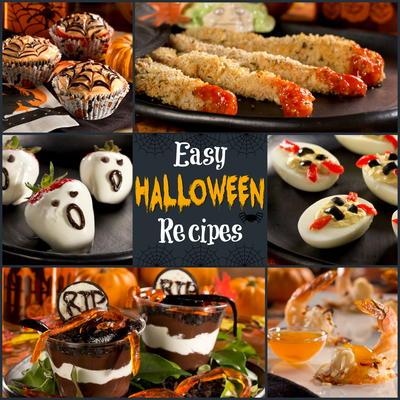 halloween is one of our favorite holidays and weve got plenty of evil eats to help you celebrate our collection includes some harrowing halloween