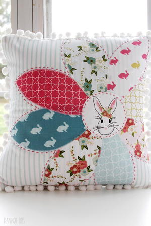 60 Decorative Pillow Patterns AllFreeSewing Magnificent Pillow Sewing Patterns