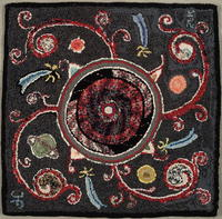 The Universe in a Mat