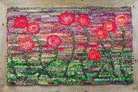 Chain Stitch Rug Hooking