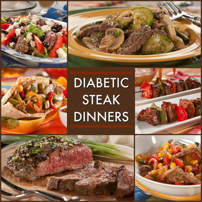 8 great recipes for a diabetic steak dinner our collection of recipes for a diabetic steak dinner will knock your socks off sure weve included the classic dishes like grilled flank steak forumfinder Image collections