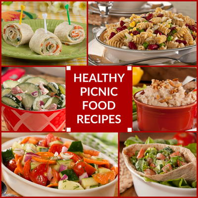 Healthy picnic food recipes everydaydiabeticrecipes just round up some picnic materials and well supply all the healthy picnic food recipes forumfinder Gallery