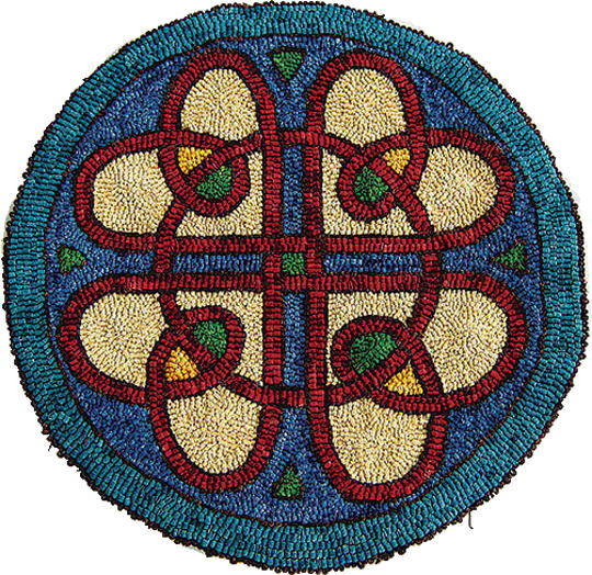 Traditional Rug Hooking Patterns