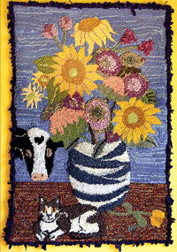 A Journey Into Rug Hooking and Beyond