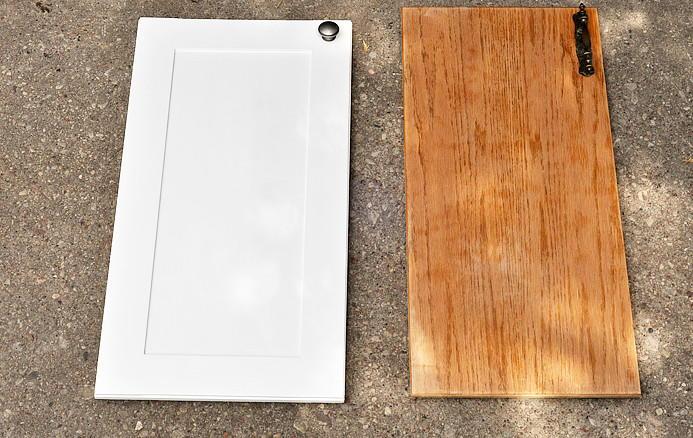 DIY Painting Kitchen Cabinets | DIYIdeaCenter.com