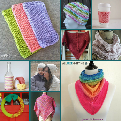 Top 10 Mothers Day Knitting Patterns