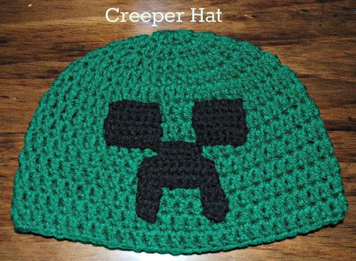 Creeper Hat Allfreecrochet