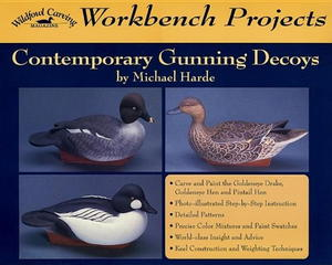 Contemporary Gunning Decoys